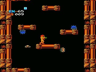 Test Metroid Nes - Screenshot 23
