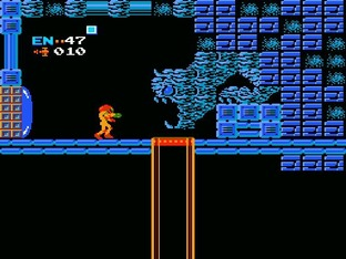 Test Metroid Nes - Screenshot 24