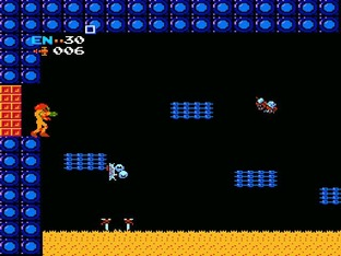 Test Metroid Nes - Screenshot 26