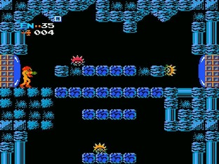 Test Metroid Nes - Screenshot 27