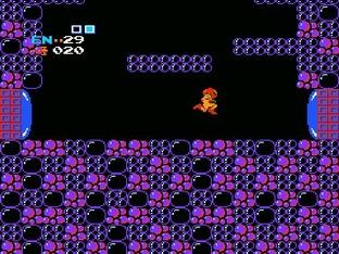 Test Metroid Nes - Screenshot 28