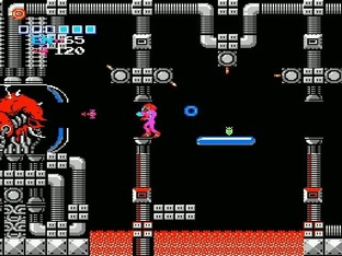 Oldies : Metroid