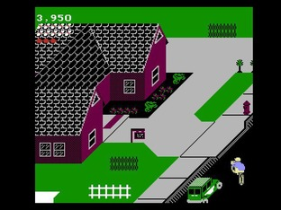 Test Paperboy Nes - Screenshot 14