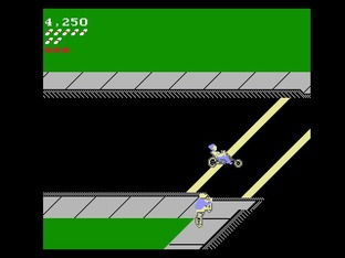 Test Paperboy Nes - Screenshot 15