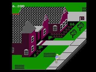 Test Paperboy Nes - Screenshot 16