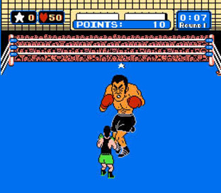 Test Punch-Out!! Nes - Screenshot 1