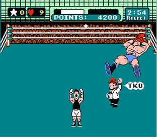 Test Punch-Out!! Nes - Screenshot 2