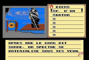 Test Shadowgate Nes - Screenshot 3