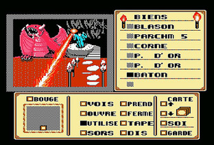 Test Shadowgate Nes - Screenshot 4