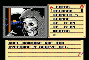 Test Shadowgate Nes - Screenshot 5