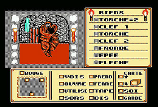 Test Shadowgate Nes - Screenshot 6