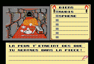 Test Shadowgate Nes - Screenshot 9