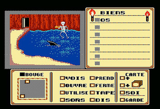 Test Shadowgate Nes - Screenshot 10