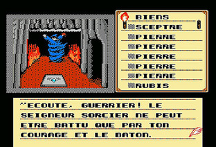 Test Shadowgate Nes - Screenshot 12