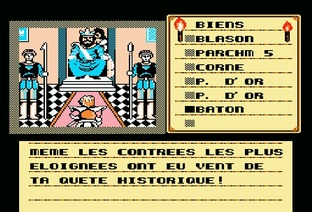 Test Shadowgate Nes - Screenshot 13