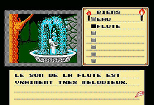 Test Shadowgate Nes - Screenshot 15