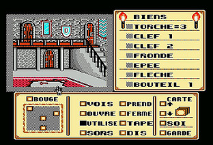 Test Shadowgate Nes - Screenshot 16