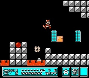 Test Super Mario Bros. 3 Nes - Screenshot 3