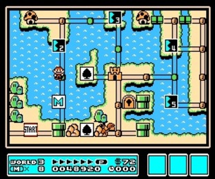 Test Super Mario Bros. 3 Nes - Screenshot 5