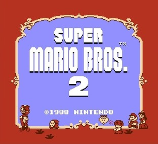 Test Super Mario Bros. 2 Nes - Screenshot 17