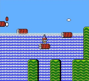 Test Super Mario Bros. 2 Nes - Screenshot 18