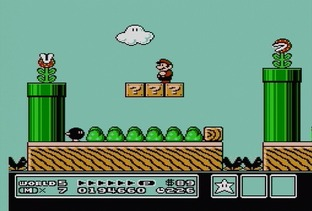 Super Mario Bros. 3 NES - Screenshot 86