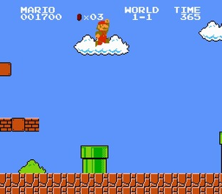 Test Super Mario Bros. Nes - Screenshot 14