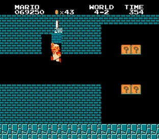 Test Super Mario Bros. Nes - Screenshot 15
