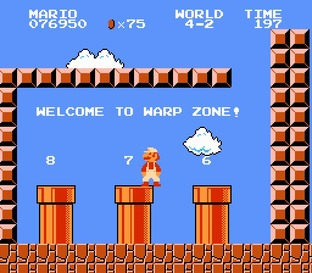Test Super Mario Bros. Nes - Screenshot 16