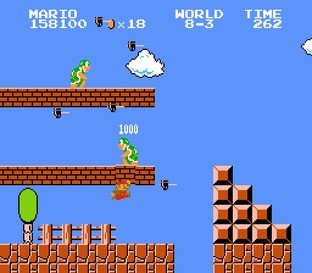 Test Super Mario Bros. Nes - Screenshot 17