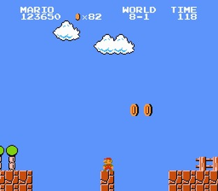 Test Super Mario Bros. Nes - Screenshot 18