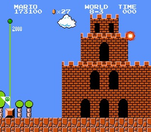 Test Super Mario Bros. Nes - Screenshot 19