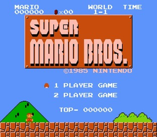 Test Super Mario Bros. Nes - Screenshot 20
