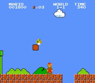 Test Super Mario Bros. Nes - Screenshot 21