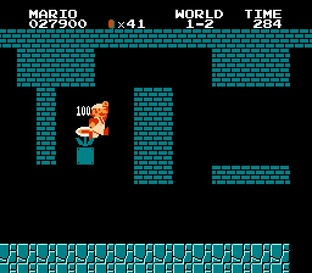 Test Super Mario Bros. Nes - Screenshot 23