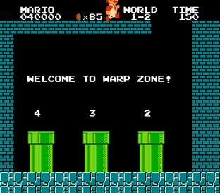 Test Super Mario Bros. Nes - Screenshot 24