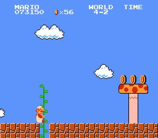 Test Super Mario Bros. Nes - Screenshot 27