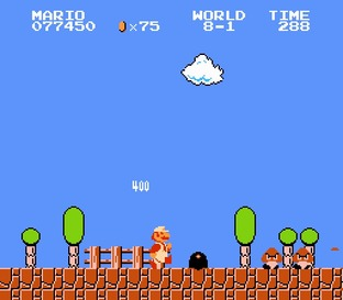 Test Super Mario Bros. Nes - Screenshot 28