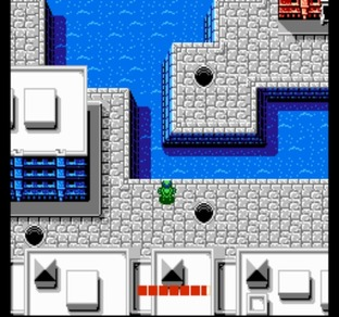 Test Teenage Mutant Ninja Turtles Nes - Screenshot 6