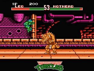 complète Teenage Mutant Ninja Turtles : Tournament Fighters - Nes