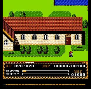 Test Ys Nes - Screenshot 14