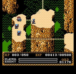Test Ys Nes - Screenshot 15