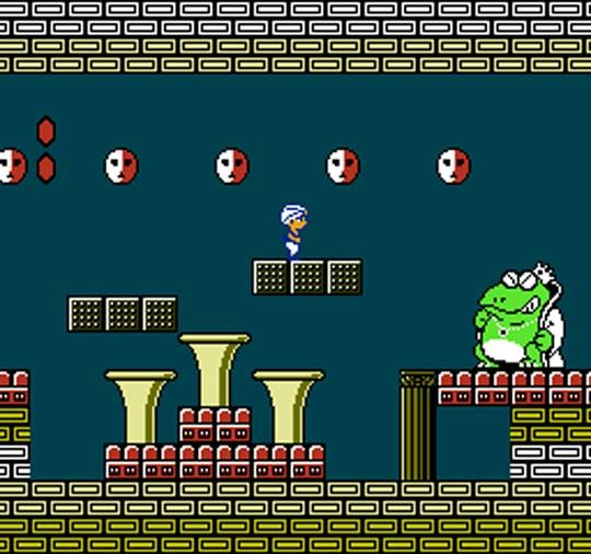 jeuxvideo.com Yume Kôjô : Doki Doki Panic - Nes Image 33 sur 36