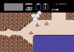 Test The Legend of Zelda Nes - Screenshot 6