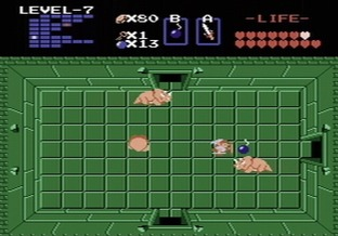 Test The Legend of Zelda Nes - Screenshot 9