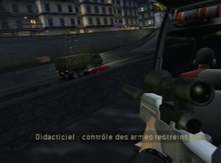 Test James Bond 007 : Nightfire PlayStation 2 - Screenshot 25