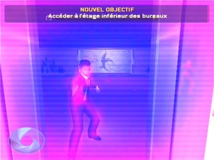 Test James Bond 007 : Nightfire P