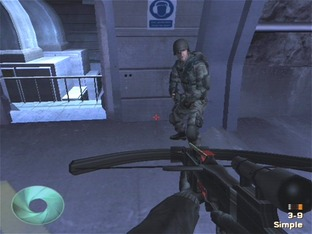 Test James Bond 007 : Nightfire PlayStation 2 - Screenshot 22