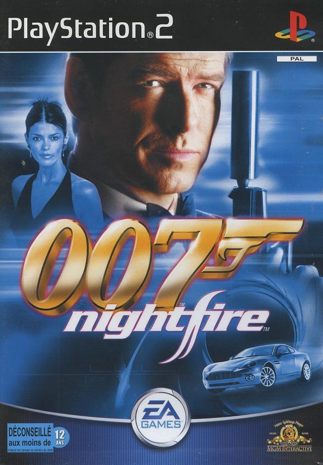 TÉLÉCHARGER <b>JAMES</b> <b>BOND</b> <b>007</b> NIGHTFIRE <b>PC</b>