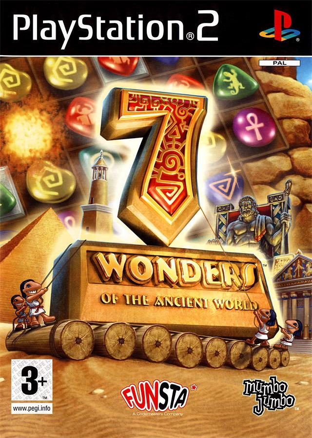 telecharger gratuitement  7 Wonders Of The Ancient World